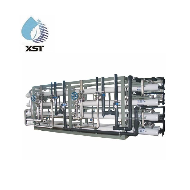 220V Fully Automatic 15T/H RO Water Treatment Plant
